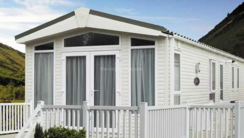 2 Bedrooms Caravan Mobile Home for sale in Sandhills Holiday Park, Mudeford, Christchurch