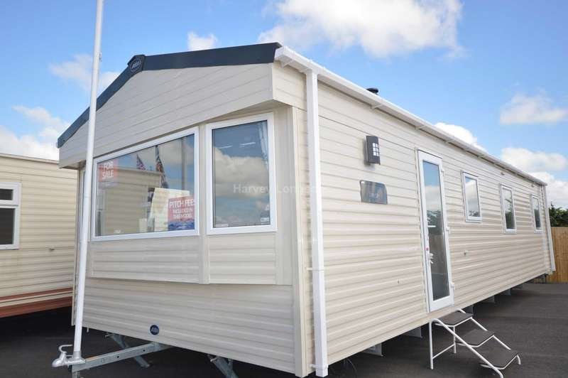 3 Bedrooms Caravan Mobile Home for sale in Harts Holiday Park, Leysdown Road, Leysdown On Sea, Isle Of Sheppey