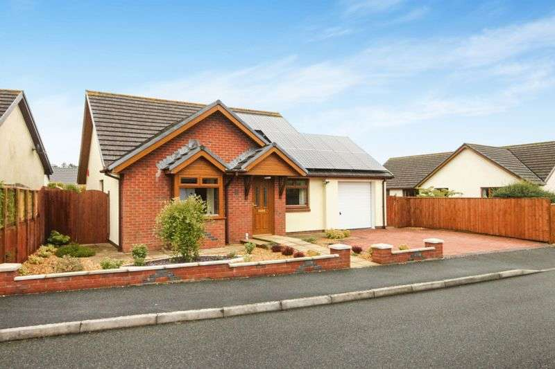 2 Bedrooms Detached Bungalow for sale in Heritage Gate, Haverfordwest