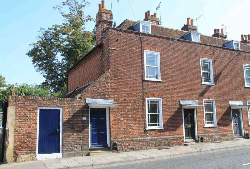 2 Bedrooms Terraced House for sale in Old Dover Road, Canterbury