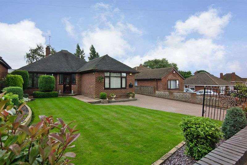5 Bedrooms Detached Bungalow for sale in View Street, Hednesford, Cannock