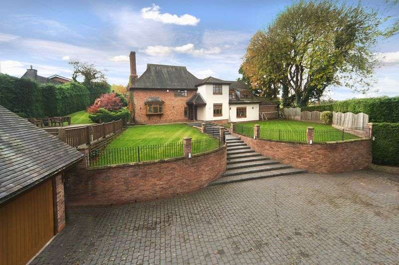 5 Bedrooms Detached House for sale in Spicers Close, Claverley, Wolverhampton