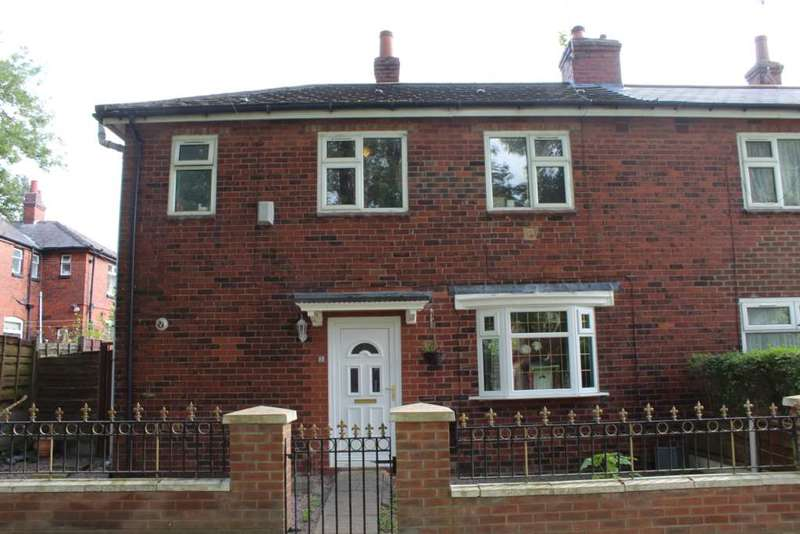 3 Bedrooms Semi Detached House for sale in Houghton Avenue, Hollins