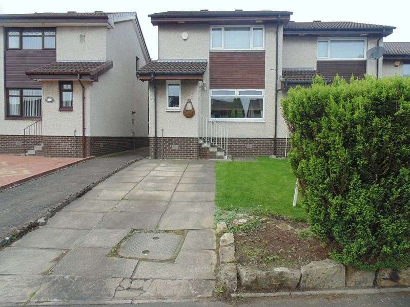 2 Bedrooms Property for sale in Holly Grove, Bellshill