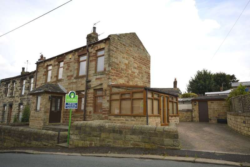 3 Bedrooms Semi Detached House for sale in Newgate Street, Batley, WF17