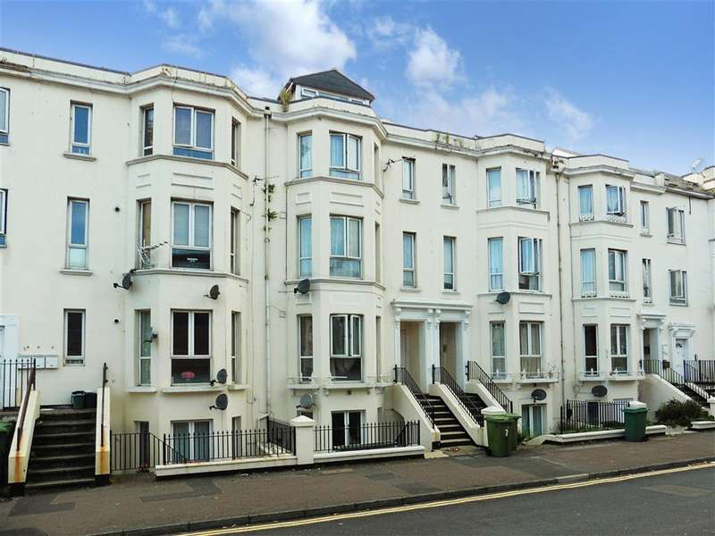 4 Bedrooms Apartment Flat for sale in Manor Road, Folkestone, Kent
