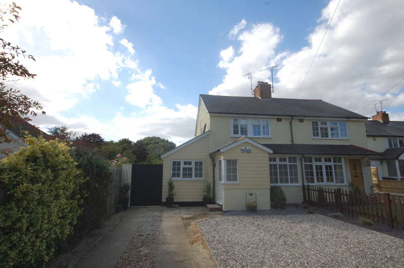 3 Bedrooms Semi Detached House for sale in Bakers Cottages, Hyde Lane, Danbury, Chelmsford, CM3