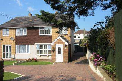 3 Bedrooms Semi Detached House for sale in Peacocks Lane, Kingswood, Bristol