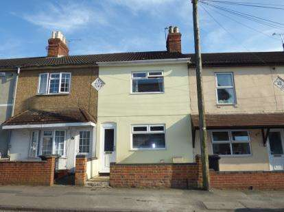 3 Bedrooms Terraced House for sale in Redcliffe Street, Swindon, Wiltshire