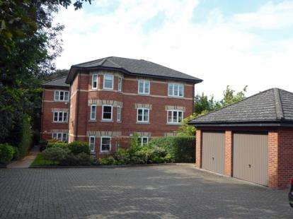 2 Bedrooms Flat for sale in The Oaks, Horseshoe Lane, Alderley Edge, Cheshire