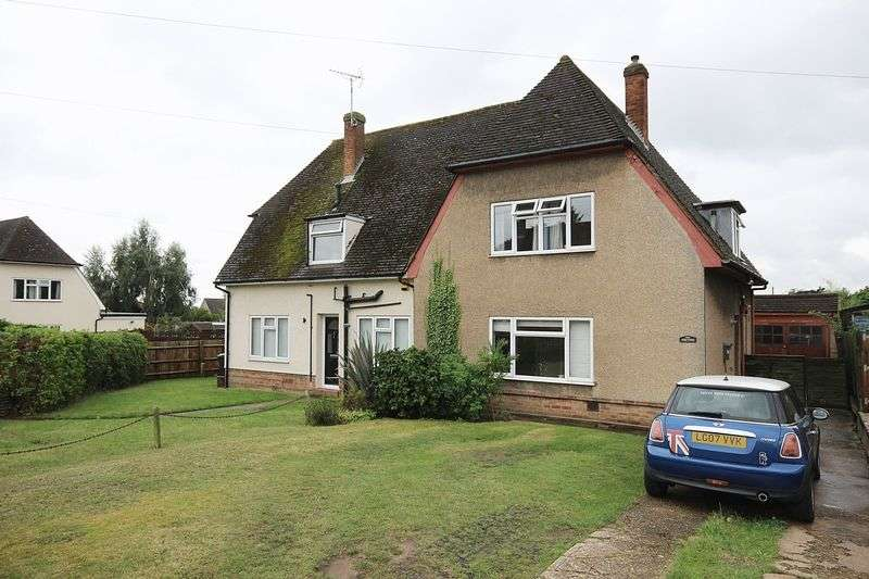 3 Bedrooms Semi Detached House for sale in Oliver Street, Ampthill