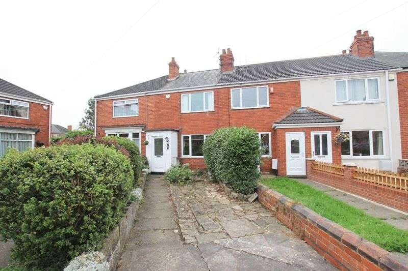 2 Bedrooms Terraced House for sale in LITTLE MICHAEL STREET, GRIMSBY