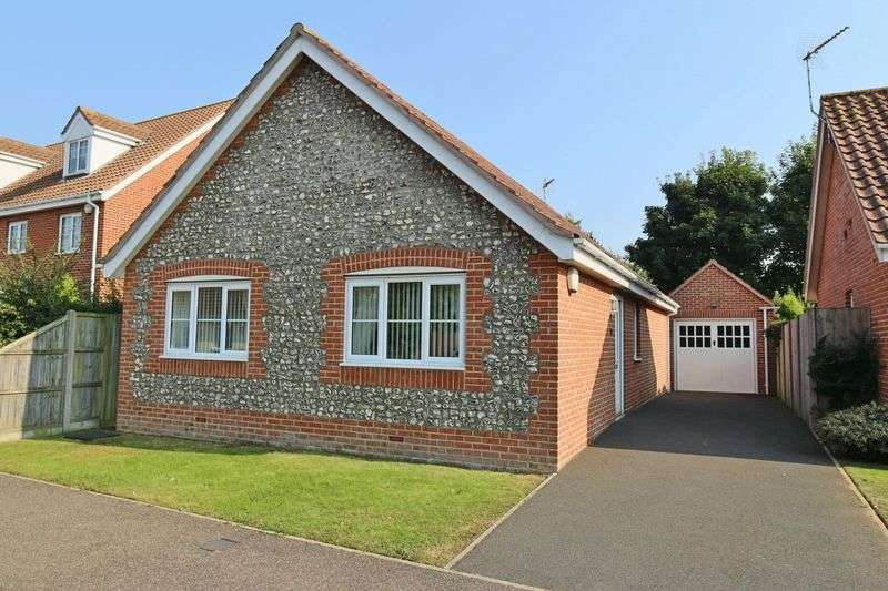 3 Bedrooms Bungalow for sale in Heritage Green, Lowestoft