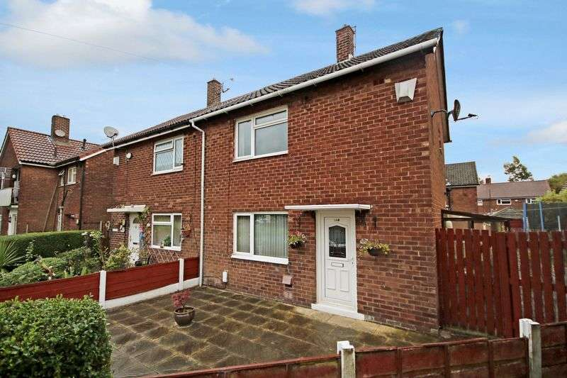 2 Bedrooms Semi Detached House for sale in Captain Fold Road, Little Hulton