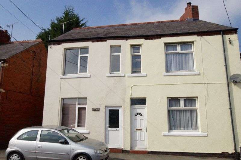 2 Bedrooms Semi Detached House for sale in Main Road, Rhosrobin, Wrexham