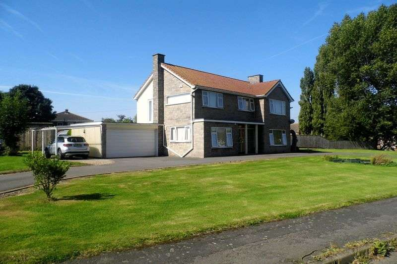 3 Bedrooms Detached House for sale in Grange Lane, NORTH KELSEY