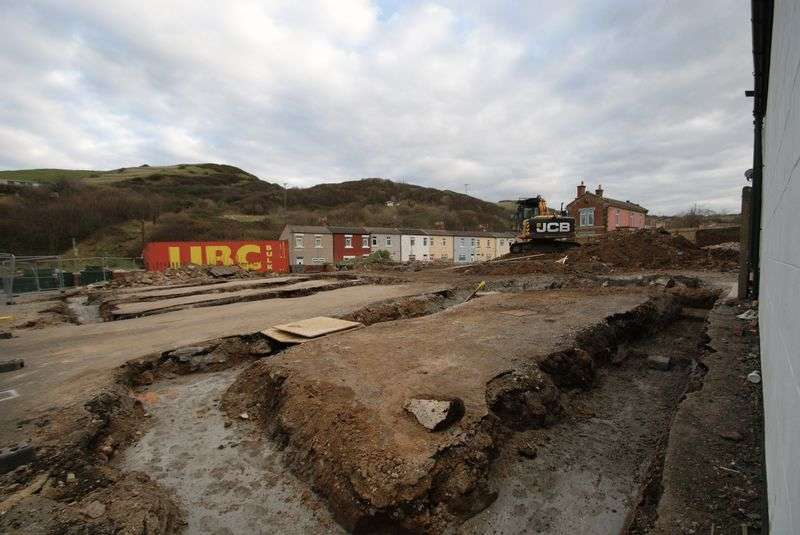 Land Commercial for sale in Former Bridge House The Square Skinningrove TS13 4BD