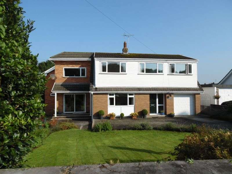 5 Bedrooms Detached House for sale in Hawen Corntown Vale of Glamorgan CF35 5BB
