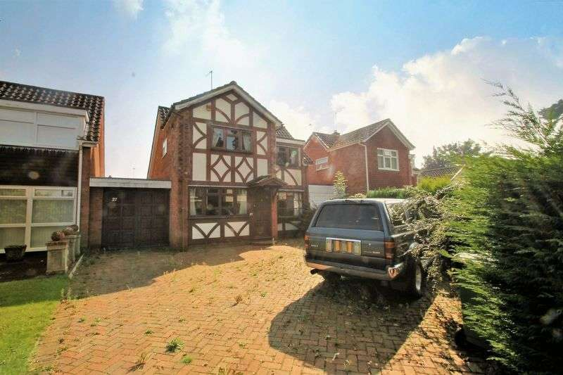 3 Bedrooms Detached House for sale in Finchfield Hill, Wolverhampton