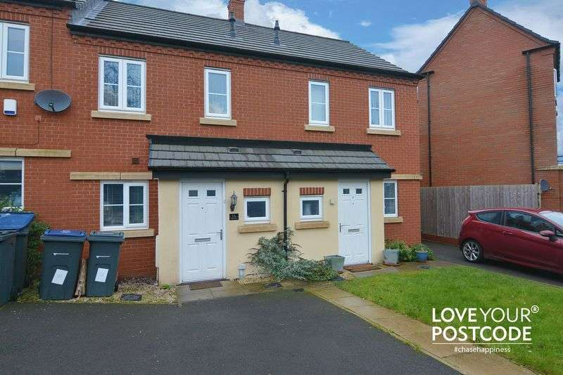 2 Bedrooms Terraced House for sale in Cambridge Crescent, Edgbaston, Birmingham, B15 2JD