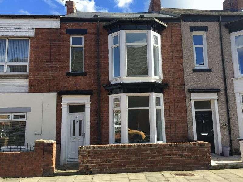 3 Bedrooms Terraced House for sale in Birchington Avenue, South Shields