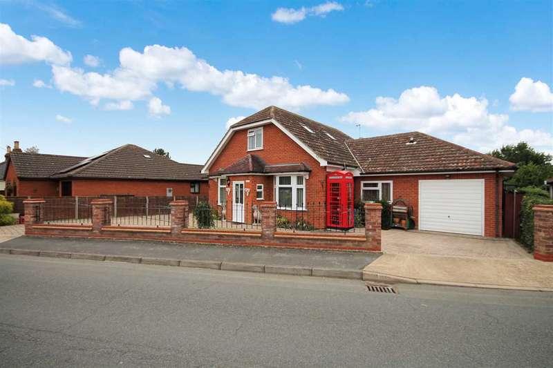 5 Bedrooms Bungalow for sale in Milgrace, Heathfield Road, Holbrook