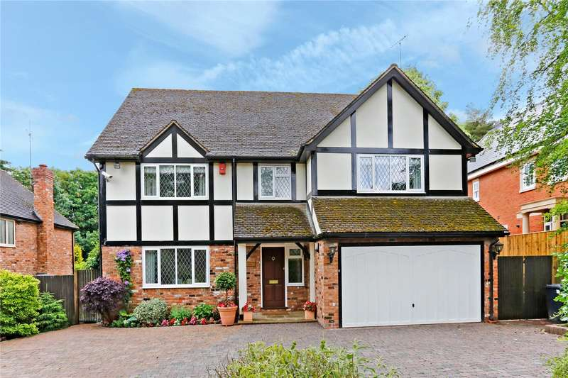 5 Bedrooms Detached House for sale in South Park Drive, Gerrards Cross, Buckinghamshire, SL9