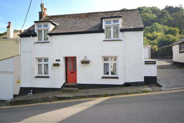 3 Bedrooms Link Detached House for sale in West Looe Hill, West Looe, Cornwall
