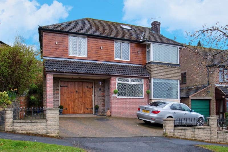 5 Bedrooms Detached House for sale in St Quentin Drive, Bradway, Sheffield