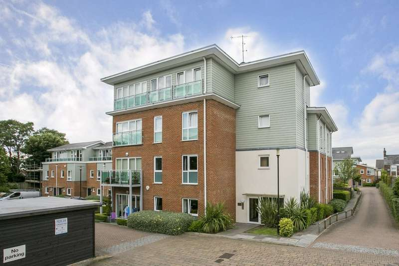 2 Bedrooms Flat for sale in Canon House, St Johns Close