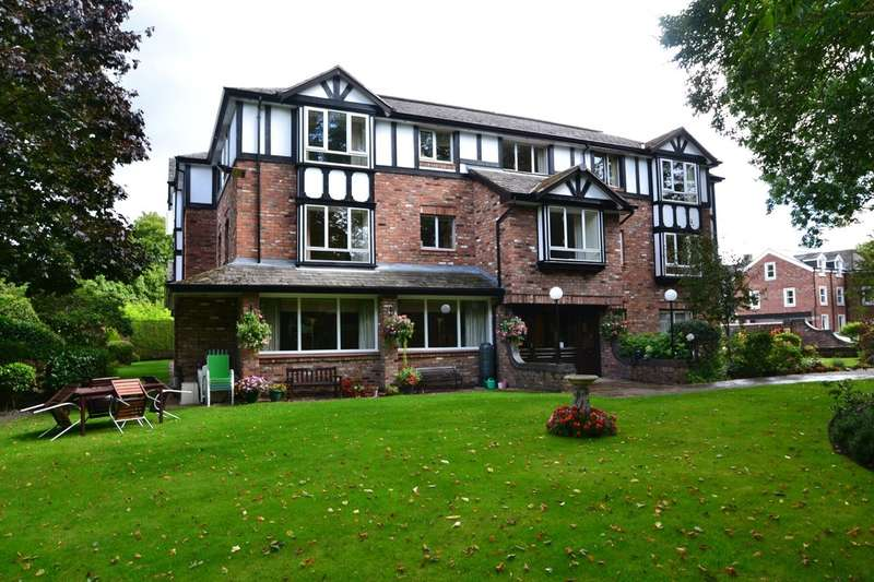 1 Bedroom Flat for sale in The Crescent, Cheadle