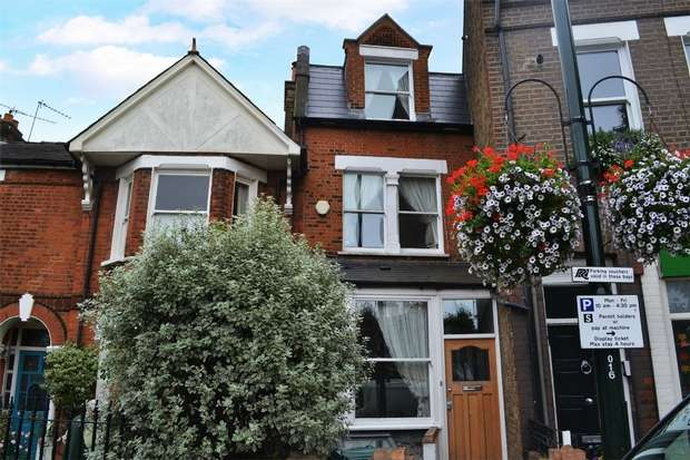 5 Bedrooms Terraced House for sale in Crown Road, St Margarets