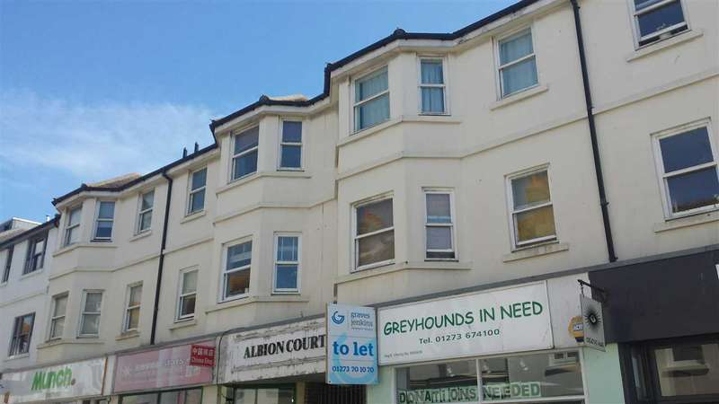 1 Bedroom Apartment Flat for sale in Albion Court, 44-47 George St,, Brighton