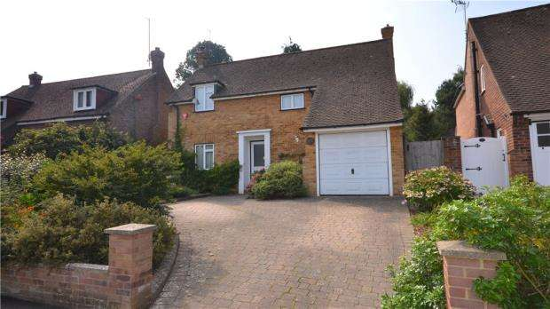 3 Bedrooms Detached House for sale in Walker Road, Maidenhead, Berkshire