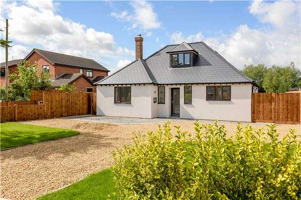 3 Bedrooms Detached House for sale in Kayte Lane, Bishops Cleeve, Cheltenham, Glos, GL52 8AS