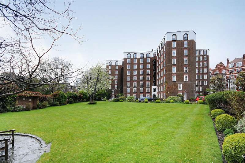 4 Bedrooms Flat for sale in North End House, Fitzjames Avenue, London, W14
