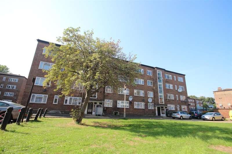 3 Bedrooms Flat for sale in Beech Avenue, London W3