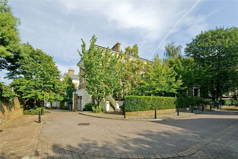 2 Bedrooms Flat for sale in Cromwell House, Irving Mews, N1
