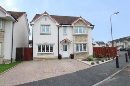 4 Bedrooms Detached House for sale in Blair Place, Falkirk