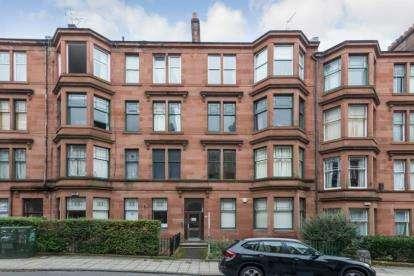 2 Bedrooms Flat for sale in Cranworth Street, Hillhead