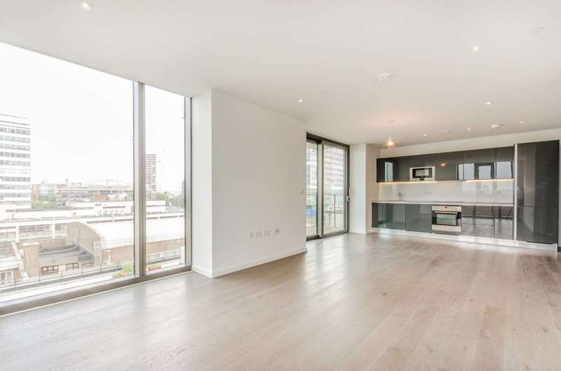 2 Bedrooms Flat for sale in St Gabriel Walk, Elephant and Castle, SE1