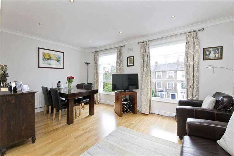 2 Bedrooms Flat for sale in Coningham Road, Shepherd's Bush, London, W12