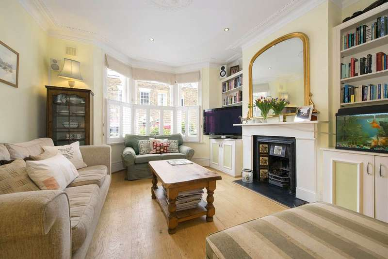 4 Bedrooms Terraced House for sale in St. Dionis Road, Parsons Green, Fulham, London, SW6