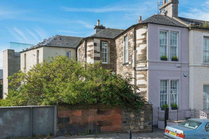 3 Bedrooms Terraced House for sale in 1 Grove Terrace, Edinburgh
