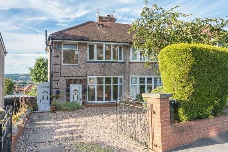 2 Bedrooms Semi Detached House for sale in Den Bank Crescent, Crosspool - Loft Room
