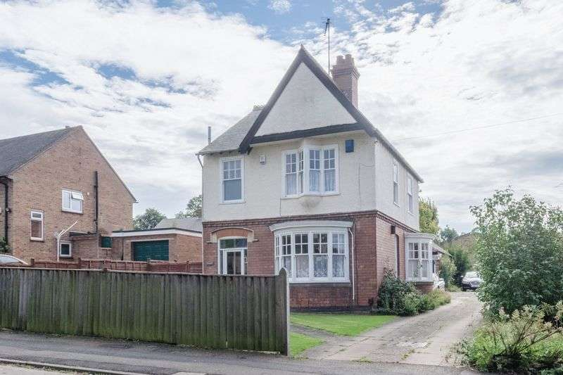 3 Bedrooms Detached House for sale in Victoria Road, Rushden
