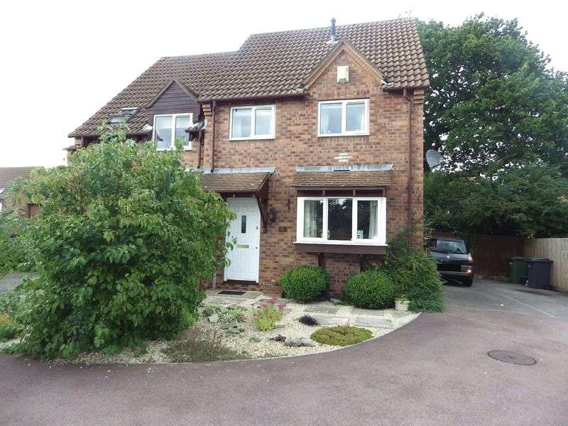 3 Bedrooms Terraced House for sale in Teal Close, Bradley Stoke
