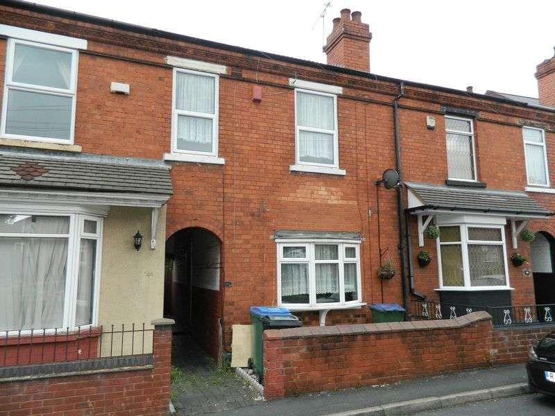 3 Bedrooms Terraced House for sale in Windmill Street, Wednesbury
