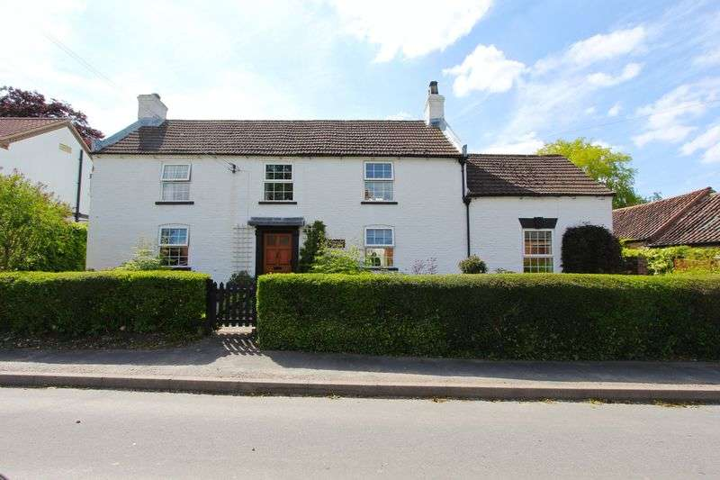 3 Bedrooms Detached House for sale in Church Lane, Ulceby