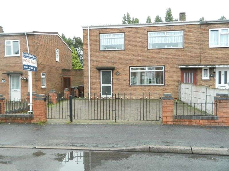 4 Bedrooms Terraced House for sale in Wallace Road, Bilston